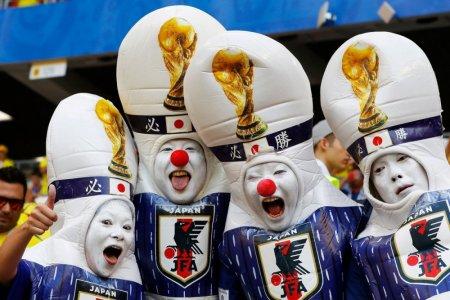 أزياء مشجعين كأس العالم