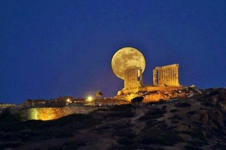 معبد بوسيدون في أثينا