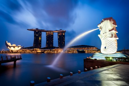 رمز سنغافورة