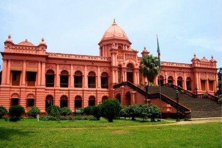 مدينة دكا عاصمة بنجلادش