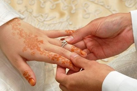 عادات الزواج