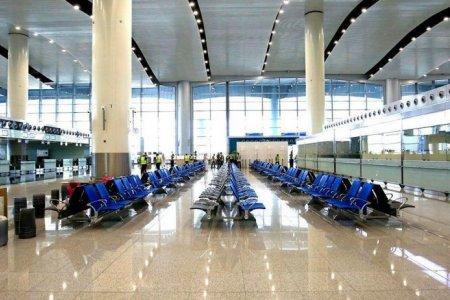 البوابات الجديدة في مطارات الرياض