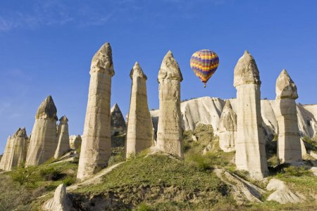 المداخن الجنية في تركيا