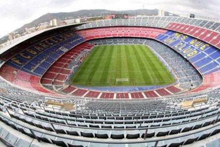 ملعب برشلونة