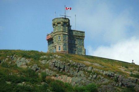سانت جونز الكندية