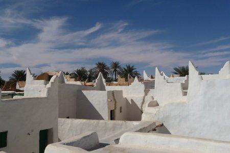 غدامس الليبية