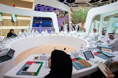 اجتماعات حكومة الامارات