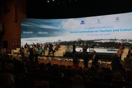 المؤتمر العالمي الثالث للسياحة في إسطنبول