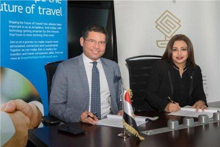 توقيع اتفاقية تسويق السياحة المصرية