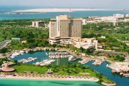 فنادق ابو ظبي