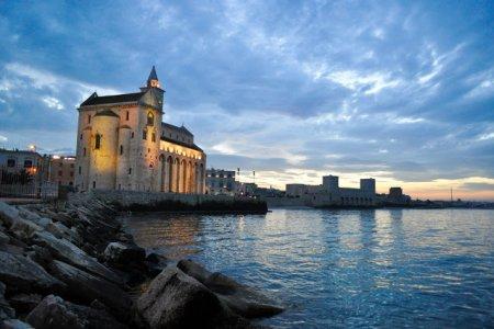 مدينة باري في إيطاليا