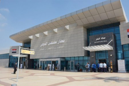 مطار سفنكس الدولي