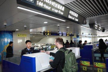 الصين تطبق سياسة الإعفاء من تأشيرة العبور