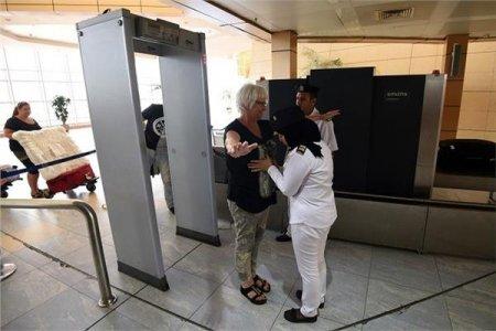 الرقابة في مطارات مصر