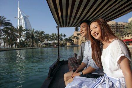 السياح الصينين