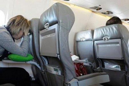 السفر في الطائرة
