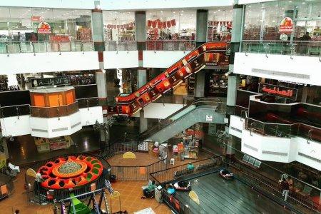 التسوق في مكة