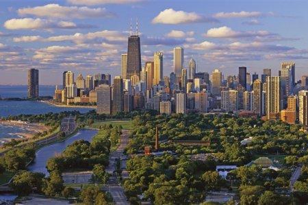 شيكاغو الامريكية