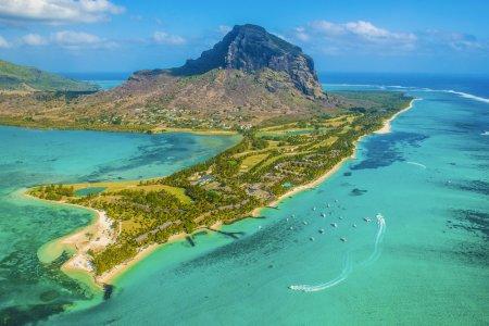 جزيرة موريشيوس قطعة من الجنة