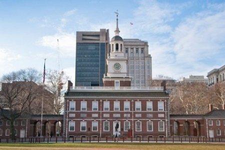 قاعة الاستقلال في فيلادلفيا