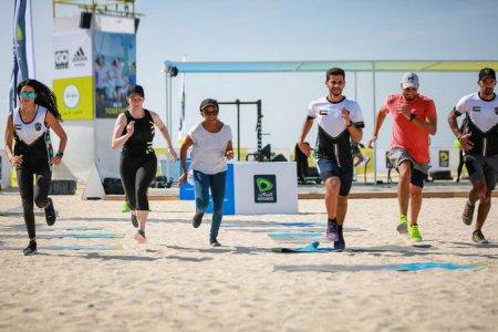 تحدّي دبي للياقة 2019