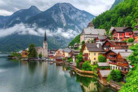 جمال الطبيعة في النمسا