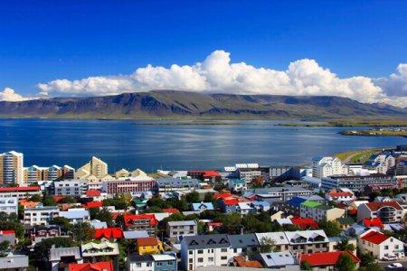 ايسلندا ارض النار والجليد