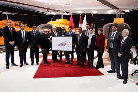 """""""بيل"""" تعلِن عن تسليم أولى طائرات Bell 505 إلى أكاديمية هورايزن الدولية للطيران"""