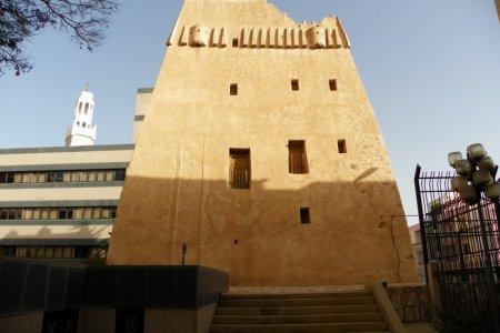 قصر شدا التاريخي في مدينة أبها