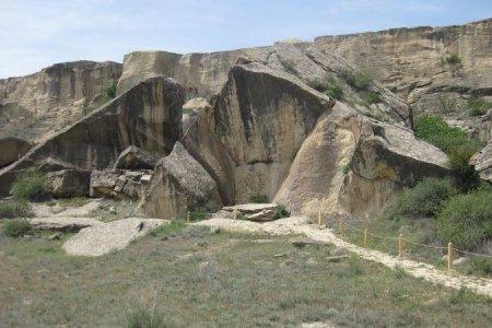 متنزه جوبوستان الوطني في أذربيجان