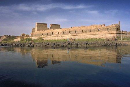 جزيرة فيلة في أسوان - مصر