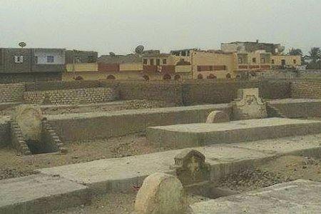 دير الجبراوي في أسيوط - مصر