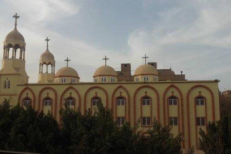 دير الأنبا صرابامون في أسيوط - مصر