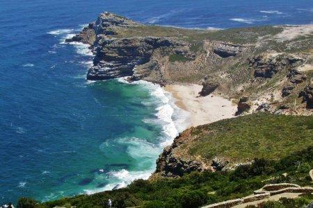 رأس الرجاء الصالح في جنوب افريقيا