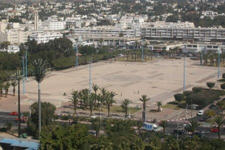 Place Al Amal - Agadir