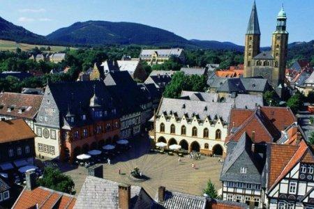 مدينة غوسلار التراثية في ألمانيا