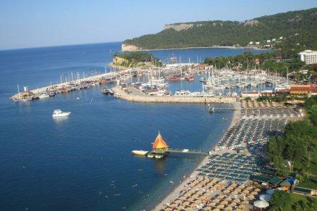 مدينة كمر في أنطاليا التركية