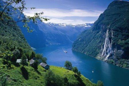خليج أوسلو في النرويج
