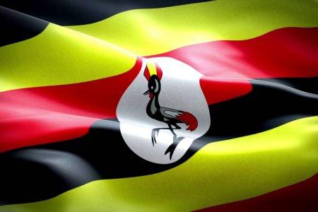 علم أوغندا الوطني