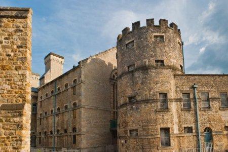 قلعة أكسفورد في المملكة المتحدة