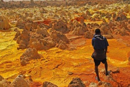 بركان دلول في إثيوبيا