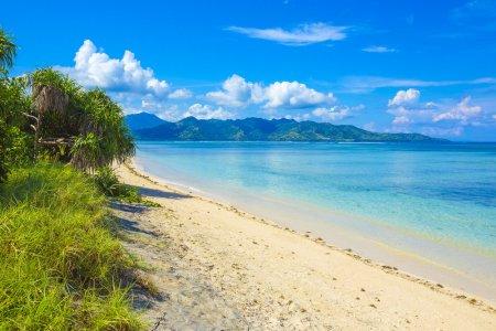سحر الطبيعة في جزيرة جيلي إير