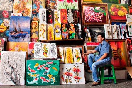 سوق سوكاواتي للفنون