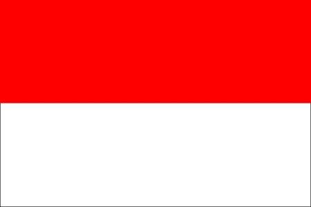 علم إندونيسيا