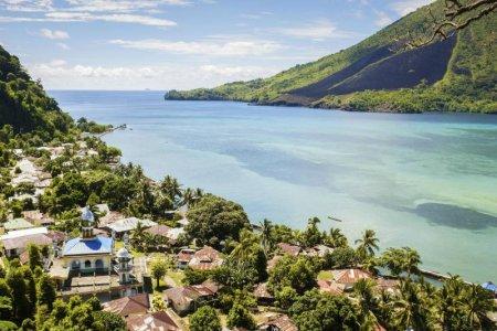 منازل جزر باندا