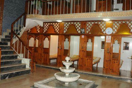 حمام تشينيلي في تركيا