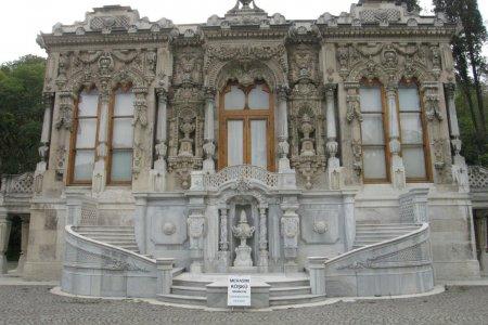 قصر أهلامور Ihlamur Palace في اسطنبول
