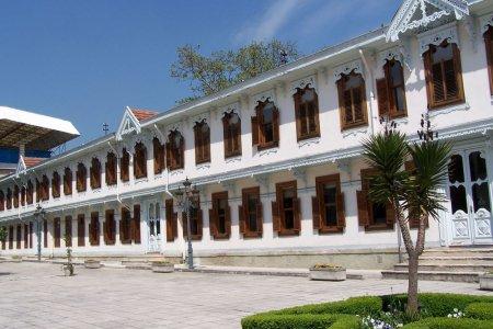 قصر يلدز في اسطنبول - تركيا