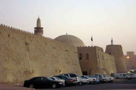 قصر ابراهيم في الأحساء