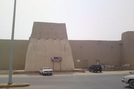 قصر صاهود الأثري في الأحساء